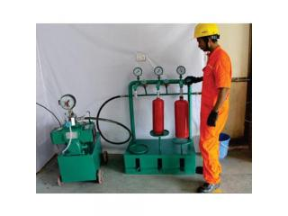Fire Extinguisher Refilling Service at Your Doorsteps