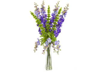 Silk Flower Arrangements and Real Touch Faux Floral