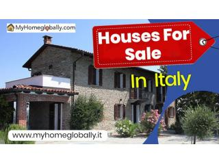 Houses For Sale in Italy