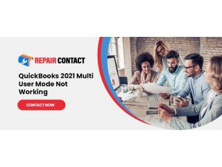 How To Easily Get QuickBooks 2021 Multi User Mode Not Working