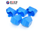 OEM Colorful PE PP Plastic and Nylon Parts7