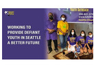 Working to provide defiant youth in Seattle a better future