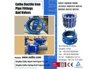 EATHU BRAND PIPE FITTINGS WITH 26 YEARS EXPERIENCE IN THIS FIELD