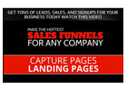 THE EASIEST Health, Beauty and Fitness SALES FUNNEL BUILDER
