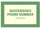 Reach out to QuickBooks Phone Number anytime you have a question or need some help!