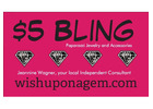 Fabulous fashion Jewelry for just $5. Every piece. Every day.