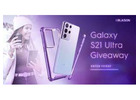 Win a New Samsung Galaxy S21 Ultra. NO PURCHASE IS NECESSARY
